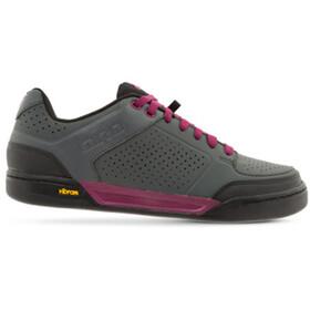 Giro Riddance W - Zapatillas Mujer - gris/violeta
